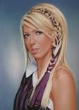Реалистичен портрет цветен пастел