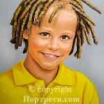 Дете портрет