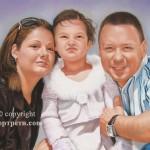 Портрет на семейство