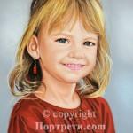 Портрет дете