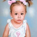 Портрет бебе