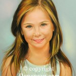 Портрет момиче